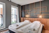 "Apartamenty, Noclegi Gdańsk Centrum ""Progress"""