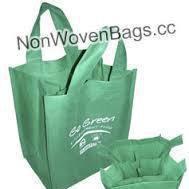 Non woven bags, China