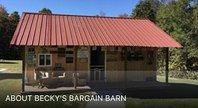 Becky's Bargain Barn