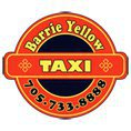 Barrie Yellow Taxi