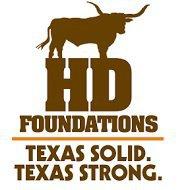 HD Foundations, Inc. - Dallas, TX