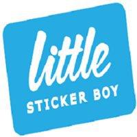 Little Sticker Boy