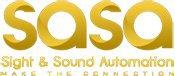 SASA Sight and Sound Automation