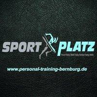 Sportplatz Bernburg