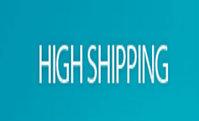 High Shipping