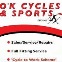 O'K Cycles Carrick-on-Suir