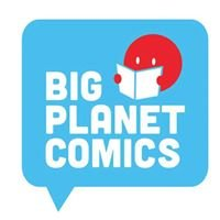 Big Planet Comics of Washington DC