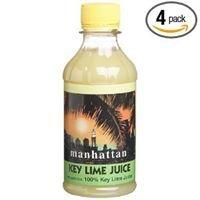 Manhattan Key Lime Juice