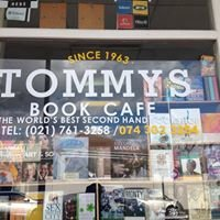Tommy's Book Cafe - Second-hand Bookshop