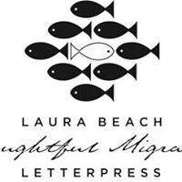 Laura Beach Letterpress + Printmaking