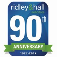 Ridley & Hall Solicitors