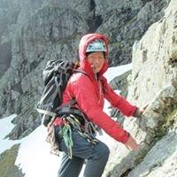 Adele Pennington Mountaineering