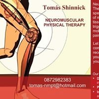 Tomas Shinnick Neuromuscular Physical Therapist