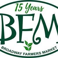 Broadway, VA, Farmer's Market