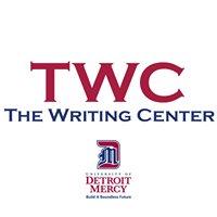 University of Detroit Mercy Writing Center