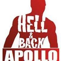 Hell And Back. Kilruddery. Irelands Toughest 10K Challenge