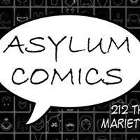 Asylum Comics