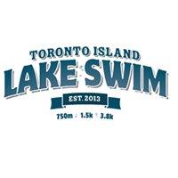 Toronto Island Lake Swim