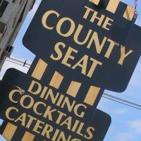 THE COUNTY SEAT