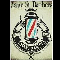 Jane Street Barbers Workington