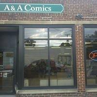 A&A Comics