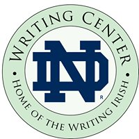 University of Notre Dame Writing Center