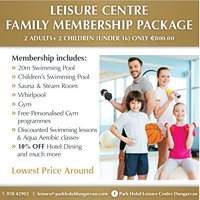 Park Hotel Leisure Centre Dungarvan