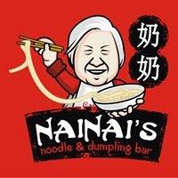 Nainai's Noodle and Dumpling Bar