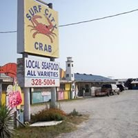 Surf City Crab Seafood Market