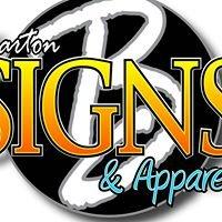 Barton Signs & Apparel