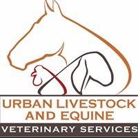 Urban Livestock & Equine Veterinary Services