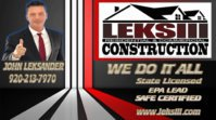 Leksiii Construction