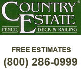 Country Estate Fence Co. Inc