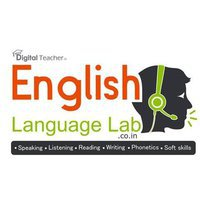 English language lab in Hyderabad, India