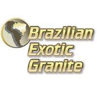 Brazilian Exotic Granite of Rancho Cucamonga
