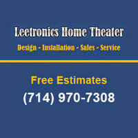 Leetronics Home Theater