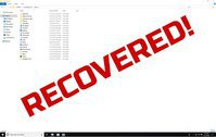 Data Recovery Tampa