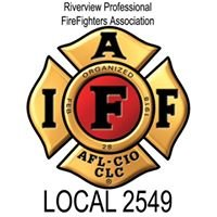 IAFF Local 2549 Riverview Professional Firefighters