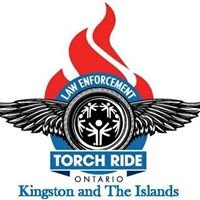 Kingston and The Islands Law Enforcement Torch Ride