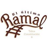 Ramal TALCA-CONSTITUCIÓN (El último ramal)