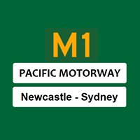 M1 Pacific Motorway NSW