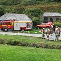 Delabole Community Fire Station