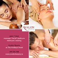 Avalon Beauty at The Ardilaun Hotel