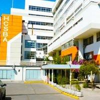 Hospital Clínico San Borja-Arriarán