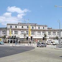 Swansea railway station