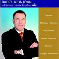 Barry-John Ryan Financial Advisor QFA CFP