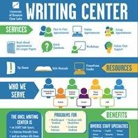 UHCL Writing Center