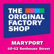 The Original Factory Shop - Maryport