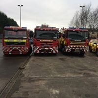 Ashbourne Fire Station