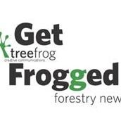 Tree Frog Daily Forestry News